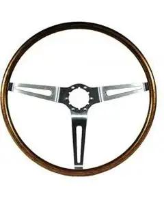El Camino Steering Wheel, Simulated Walnut Wood, 1967-1968