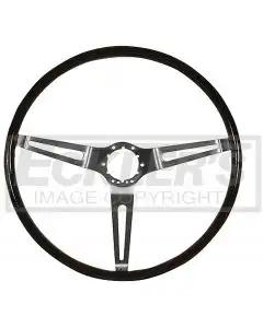 El Camino Steering Wheel, Simulated Rosewood, Wheel Only, 1969