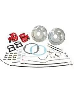 El Camino Rear Disc Brake Conversion Kit, 1959-1960