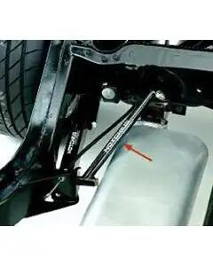 El Camino Hotchkis Trailing Arm Mount Braces, 1964-1967