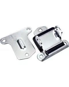 El Camino Engine Motor Mount, Urethane, Chrome Plated, 1959-1972