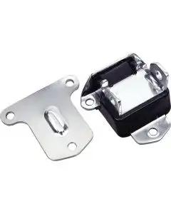 1968-1972 El Camino Engine Motor Mount, 350, 396, 400, 454, Urethane, Chrome Plated