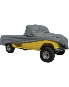 Chevy Truck Coverbond 4 Cover, Short Bed, Cover King, 1960-1961