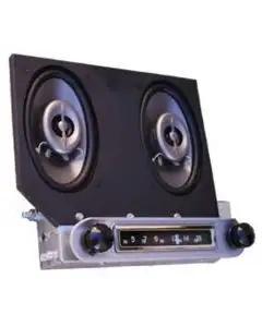 Chevy Truck Radio/Bluetooth & Speaker Kit, 1954-1955 1st Design
