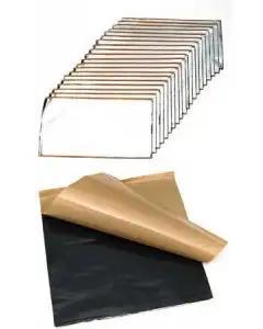 Chevy Floor Insulation, HushMat, 1955-1957
