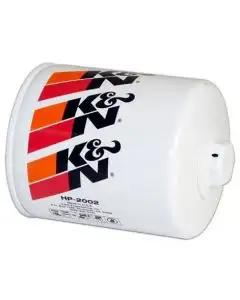 Chevrolet Oil Filter, Long, Screw-On, K&N, 1955-1957