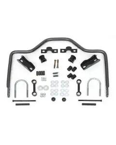 Chevy Anti-Sway Bar Kit, Rear, Fully Adjustable, Wagon & Non-Wagon, Hellwig, With Rear Spring Pocket Kit, 1955-1957