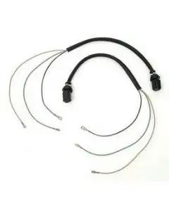 Chevy Headlight Bucket Wiring Harness, 1955-1956