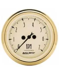 Chevelle & Malibu Tachometer, 7000 RPM, Golden Oldies, AutoMeter, 1964-72