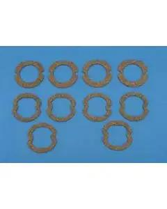 Full Size Chevy Lens Gasket Set, 1958