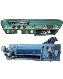 1961-1962 Full Size Chevy AM/FM Radio