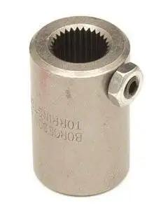 Chevy Original Column To 605 Or 670 Steering Box Coupler, 1955-1957