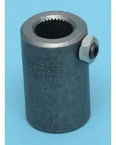 Chevy Column Shift Tilt Column To Original Steering Box Coupler, 1955-1957