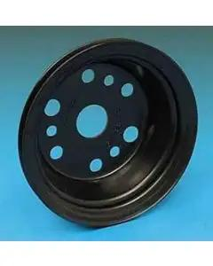 Chevy Harmonic Balancer Pulley, Single Groove, 1955-1957