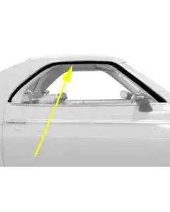 El Camino Roof Rail Weatherstrip Seals, 1973-1977
