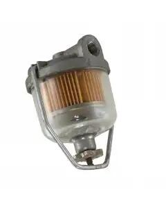 Chevy Fuel Filter Assembly, Glass Bowl, ACDelco, 1955-1957