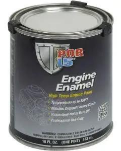 Chevrolet Engine Paint, Orange, POR-15(r)