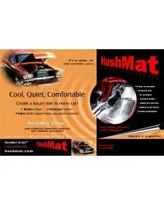 Hushmat Ultra Insulation, Doors Or Firewall, For Tri-Five Chevy, 1955-1957