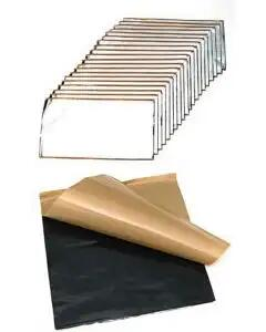 Chevelle Body & Floor Insulation Kit, Complete, HushMat, 1964-1972