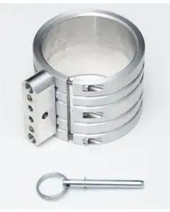"Fire Extinguisher Mounting Clamp, Billet Aluminum, 3"" Diameter"