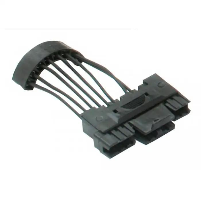 GMC Truck Turn Signal Wiring Harness Adapter, Flat To Curved Connector,  1967-1983 - ChevyEckler's Classic Chevy