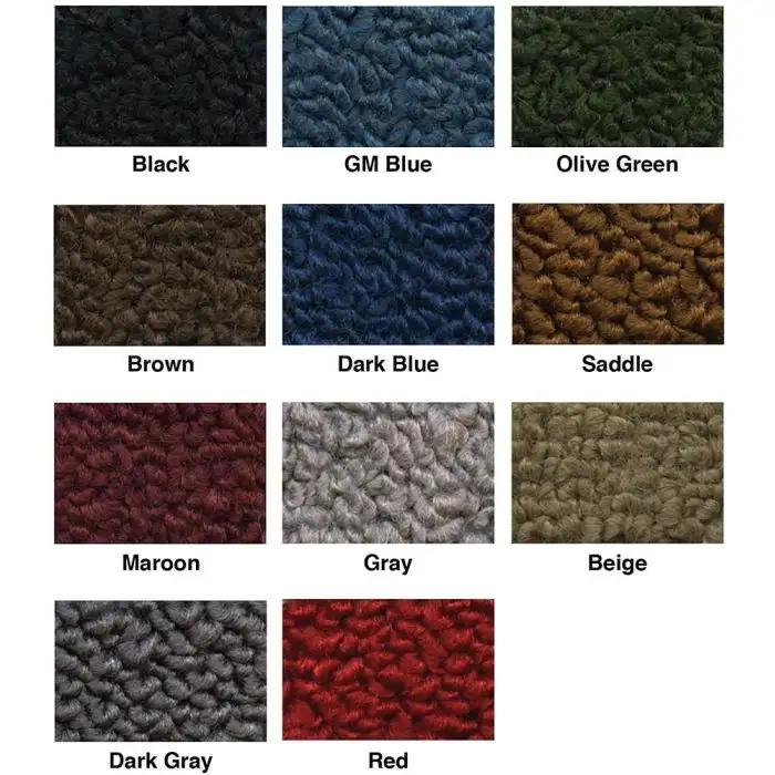 501-Black 80//20 Loop 2 and 4 Door ACC Brand Carpet Compatible with 1949 to 1952 Chevrolet Styleline Deluxe
