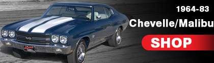 Shop Chevelle Auto Parts