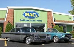 MAC's History - Building