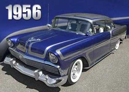 Shop 1956 Classic Chevy Parts